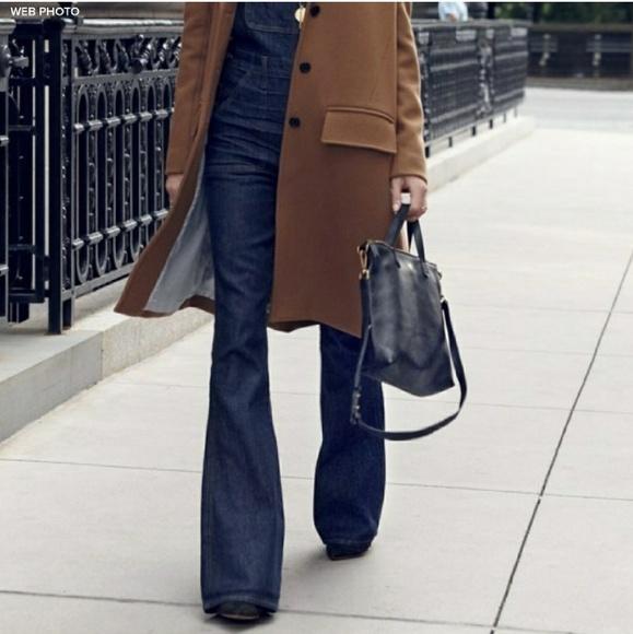 9d9e71375 Madewell Handbags - MADEWELL Mini Transport Crossbody Leather Tote